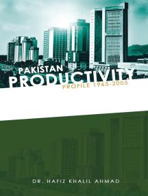Pakistan Productivity Profile 1965-2005