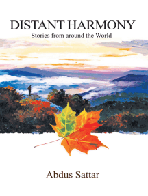 Distant Harmony: Stories from Around the World