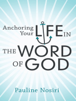 Anchoring Your Life in the Word of God