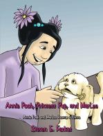 Annie Pooh, Princess Pup, and Marlee