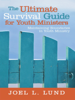 The Ultimate Survival Guide for Youth Ministers