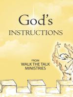 God'S Instructions