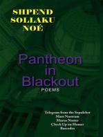 Pantheon in Blackout