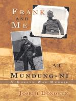 Frank and Me at Mundung-Ni