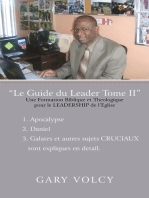 Le Guide Du Leader Tome Ii