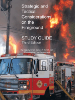 Strategic and Tactical Considerations on the Fireground Study Guide