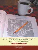 Chapter & Verse, Crosswords and Other Puzzles