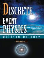 Discrete Event Physics