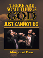 There Are Some Things God Just Cannot Do