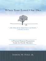 When Your Loved One Dies