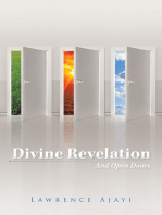 Divine Revelation and Open Doors