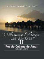 Amor Bajo Las Sombras Ii: Poesía Cubano De Amor, Siglo Xx Y Xxi