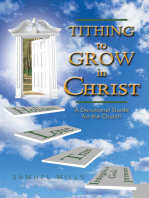 Tithing to Grow in Christ