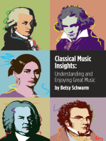 Classical Music Insights: Understanding and Enjoying Great Music