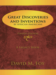 Great Discoveries and Inventions by African-Americans: Fourth Edition