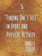 """Finding One's Self"" in Sport and Physical Activity"
