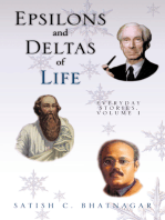 Epsilons and Deltas of Life