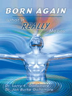 Born Again – What It Really Means
