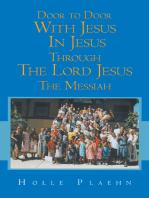 Door to Door with Jesus in Jesus Through the Lord Jesus the Messiah