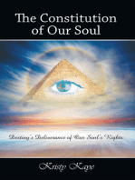 The Constitution of Our Soul