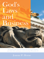 God's Laws and Business
