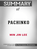 Summary of Pachinko