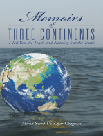 Memoirs of Three Continents