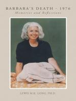 Barbara's Death - 1976