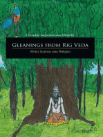 Gleanings from Rig Veda - When Science Was Religion