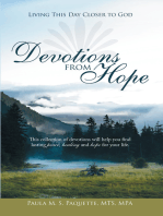 Devotions from Hope