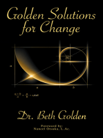 Golden Solutions for Change