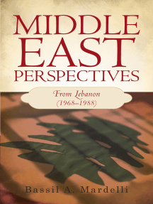 Middle East Perspectives: From Lebanon (1968–1988)
