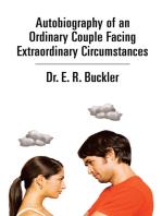 Autobiography of an Ordinary Couple Facing Extraordinary Circumstances
