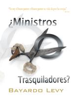 ¿Ministros O Trasquiladores?