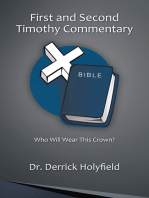 First and Second Timothy Commentary