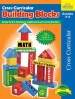 Cross-Curricular Building Blocks - Grades 3-4