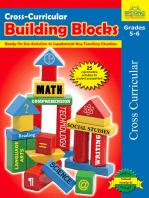 Cross-Curricular Building Blocks - Grades 5-6