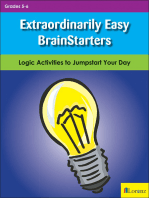 Extraordinarily Easy BrainStarters