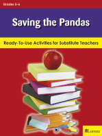 Saving the Pandas