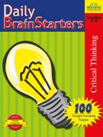 Daily BrainStarters