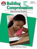 Building Comprehension - Grade 5