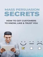 Mass Persuasion Secrets
