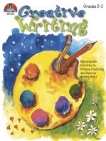 Creative Writing Gr 2-3