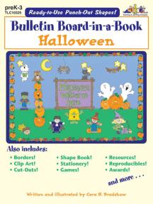 Halloween: Bulletin Board-in-a-Book