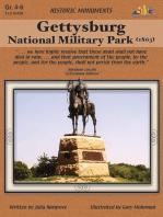 Gettysburg National Military Park (1863)