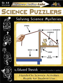 Science Action Labs Science Puzzlers: Solving Science Mysteries