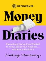 Refinery29 Money Diaries