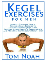 Kegel Exercises for Men