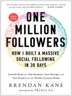 One Million Followers