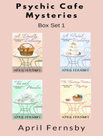 Psychic Cafe Mysteries Box Set 1